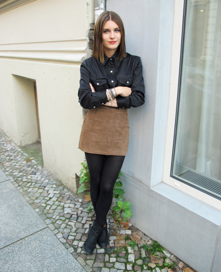 finally mine: leather skirt. – Hoard of Trends – Personal Style ...
