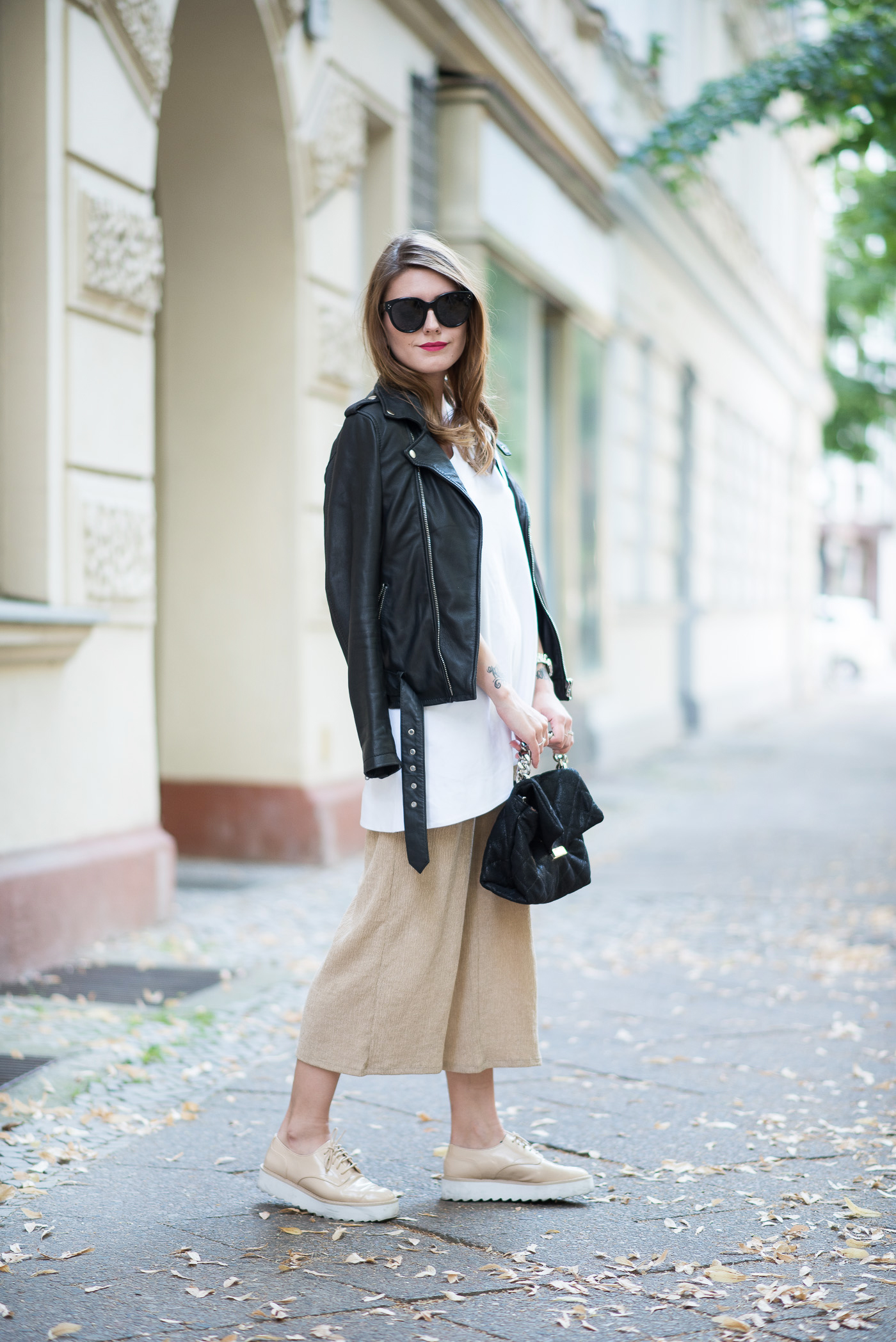 One_Shoulder_Top_Culottes_Outfit_1