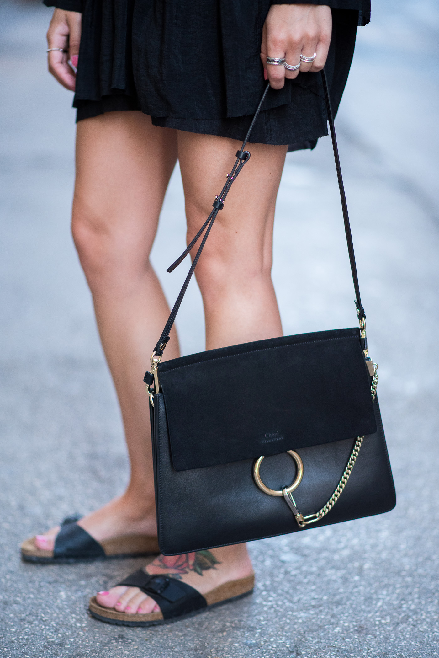 Little_Black_Dress_Birkenstock_Summer_Outfit_5